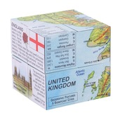 United Kingdom Facts and Figures Cubebook