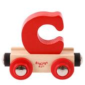 Rail Name Letter C (Red)