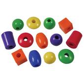 Jumbo Lacing Beads (720 Pieces)