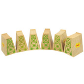 High Level Blocks (Pack of 12)