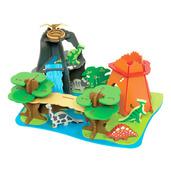 Heritage Playset Dino Island