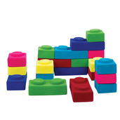 Rubbablox Basix Building Bricks