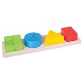 Shape Fraction Board