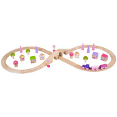 Fairy Figure of Eight Train Set