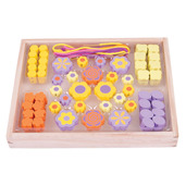 Bead Box (Flower)