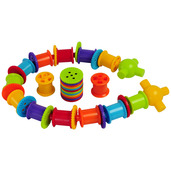 Button and Bobbins Lacing-Rolling Set