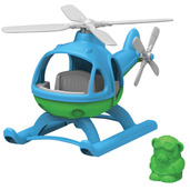 Helicopter (Blue)