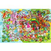 Fantasyland Floor Puzzle (48 Piece)