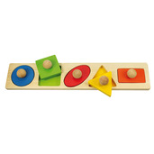 Shape Matching Board