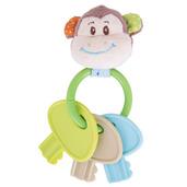 Cheeky Monkey Key Rattle