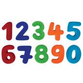 Large Magnetic Numeral Set
