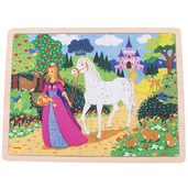 Once Upon a Time Tray Puzzle (35 Pieces)