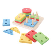 First Four Shape Sorter