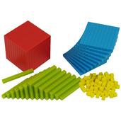 Plastic Base Ten (Set of 161)