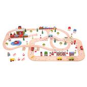 City Road and Railway Set