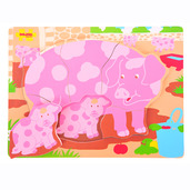 Chunky Puzzle Pig and Piglet