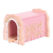 Pink Brick Tunnel