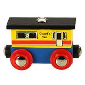 Rail Name Guards Van