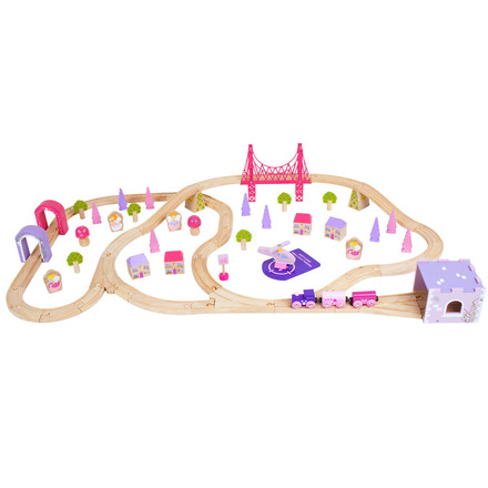 Fairy Town Train Set picture