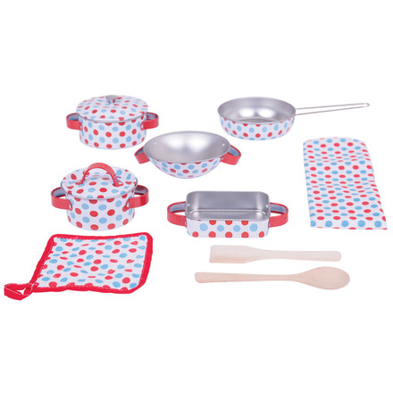Spotted Kitchenware Set picture