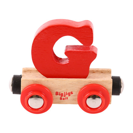 Rail Name Letter G (Colors Vary) picture