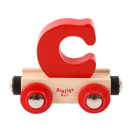 Rail Name Letter C (Colors Vary) picture