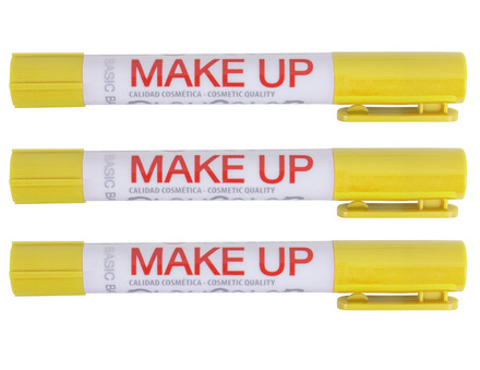 Basic Make Up Pocket 5g (Pack of 3 - Yellow) picture