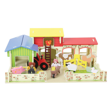 Heritage Playset Meadow Farm picture