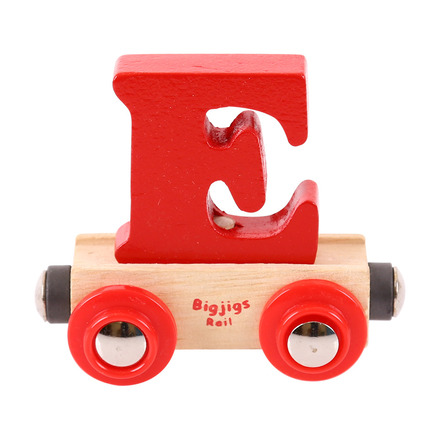 Rail Name Letter E (Colors Vary) picture