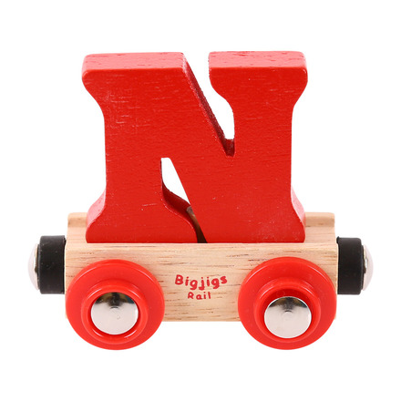 Rail Name Letter N (Colors Vary) picture