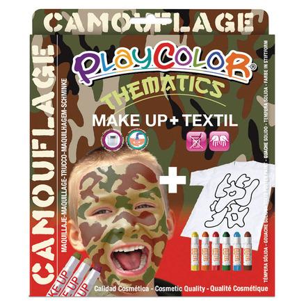 Basic Make Up Pocket 5g + Textil One 10g (Camouflage Set) picture