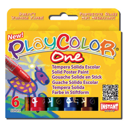 Basic One 10g (Pack of 6 - Assorted Colours) picture
