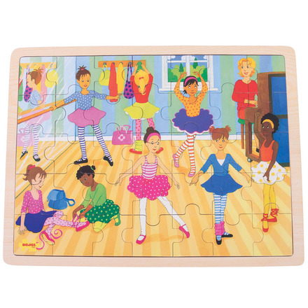 Ballet Tray Puzzle (35 Pieces) picture