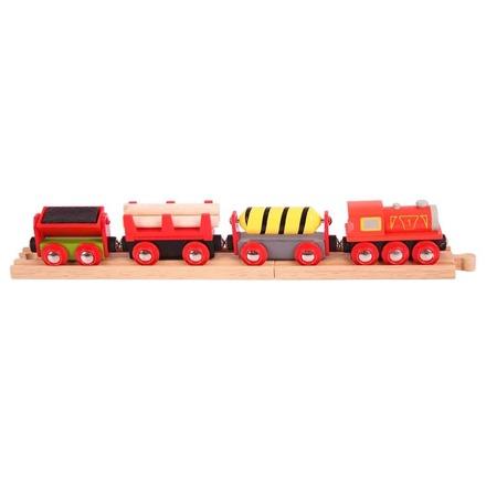 Supplies Train picture