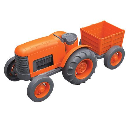 Tractor Orange picture