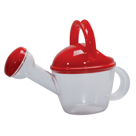 Clear Watering Can (Red) picture