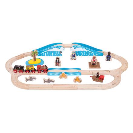 Pirate Train Set picture