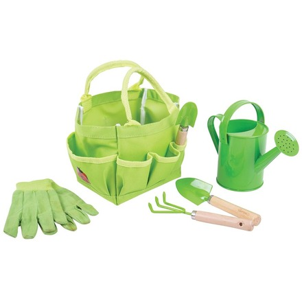 Small Tote Bag with Tools picture