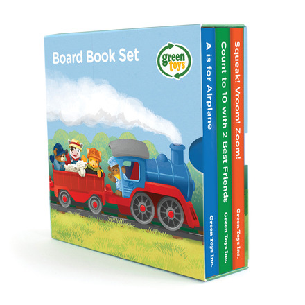 Board Book 3 Pack (Counting / Sounds / ABCs) picture
