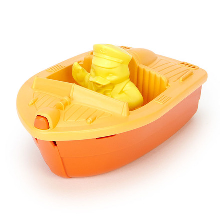 Racer Boat (Orange) picture