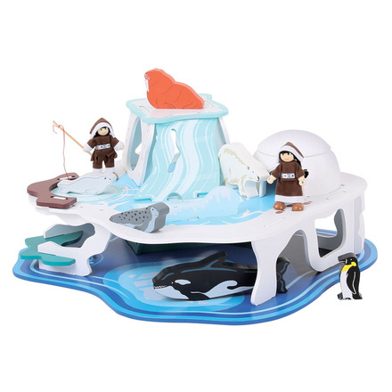 Heritage Playset Polar Glacier picture