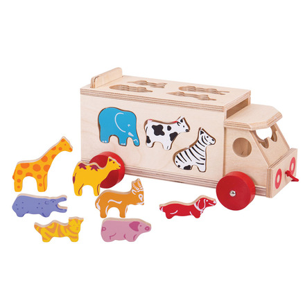 Animal Shape Lorry picture