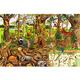 Woodlands Floor Puzzle (48 Piece)