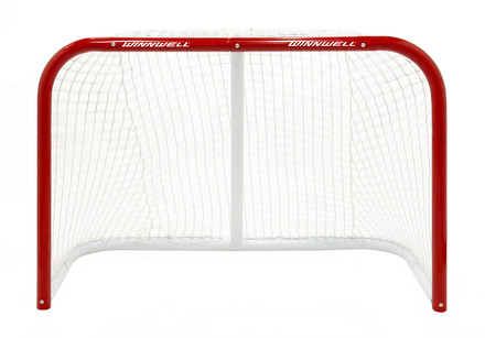 "HOCKEY NET HEAVY DUTY  52"" W/ 2"" POSTS picture"