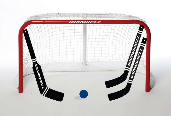 Proform Mini Net Set W 2 Sticks Goal Stick Amp Ball