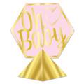 3-D Foil Oh Baby Centerpiece