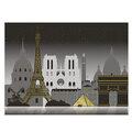 Paris Cityscape Insta-Mural