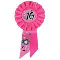 Sweet 16 Rosette