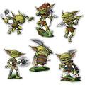 Goblin Cutouts
