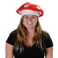 Plush Mushroom Hat